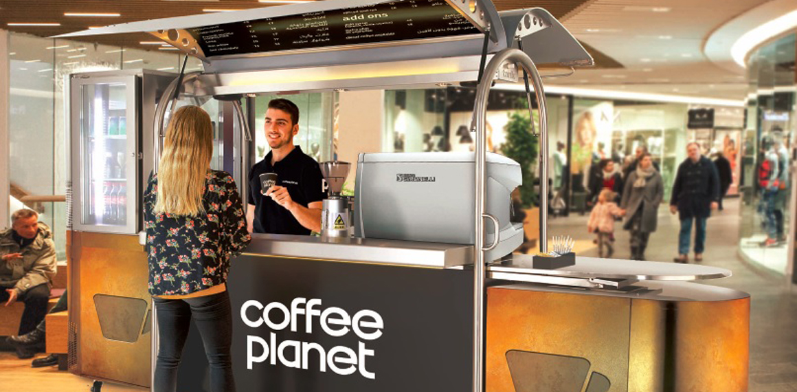 Coffee Planet – сoffee outlets net in the Middle East and beyond since 2005