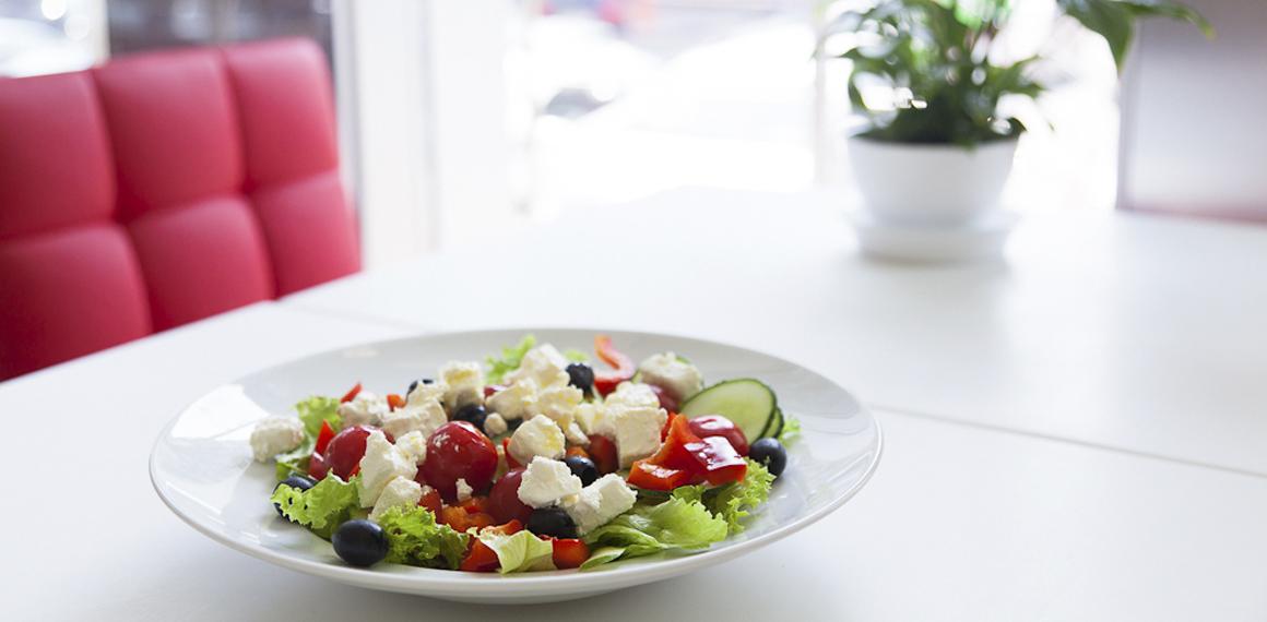 Salateira — сеть fast-healthy ресторанов