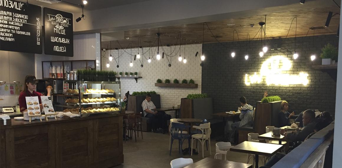 Lviv Croissants – национальная сеть пекарен