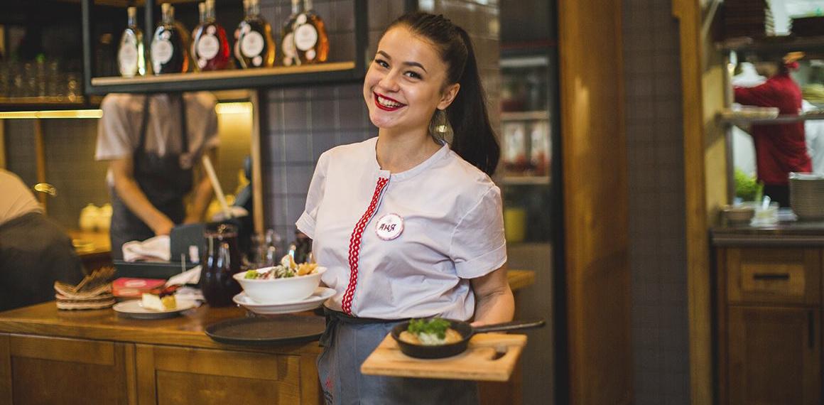 Вареничная Балувана Галя — сеть городских современных кафе
