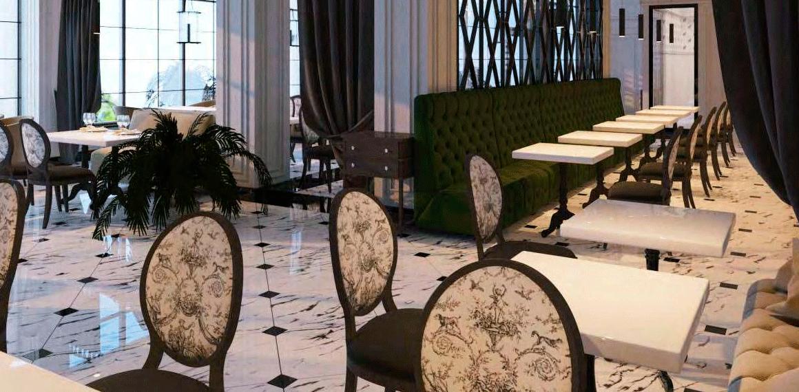 мафия —  сеть ресторанов японской и итальянской кухни