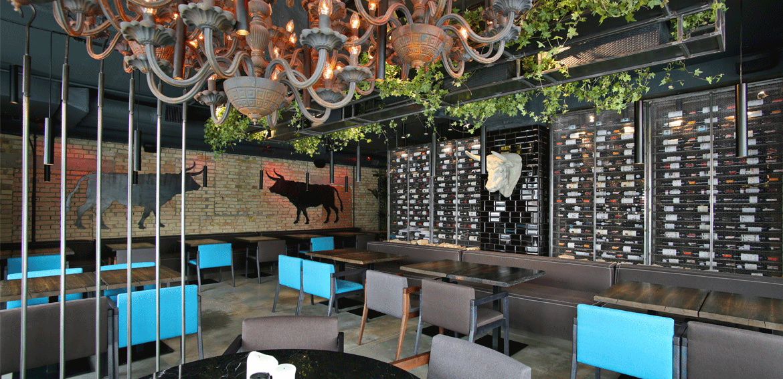 casta – сеть ресторанов современной американской и японской кухни.