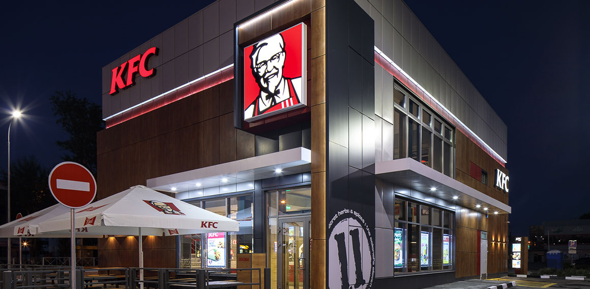 kfc – international chain of quick service restaurants