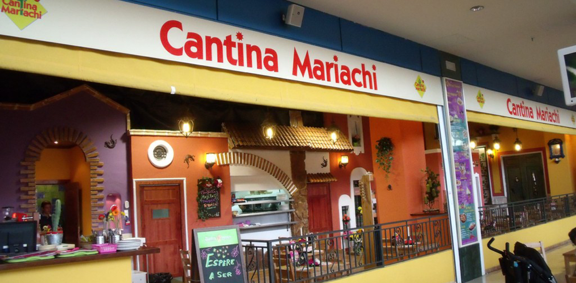 cantina mariachi stands out as the best option for mexican gastronomy