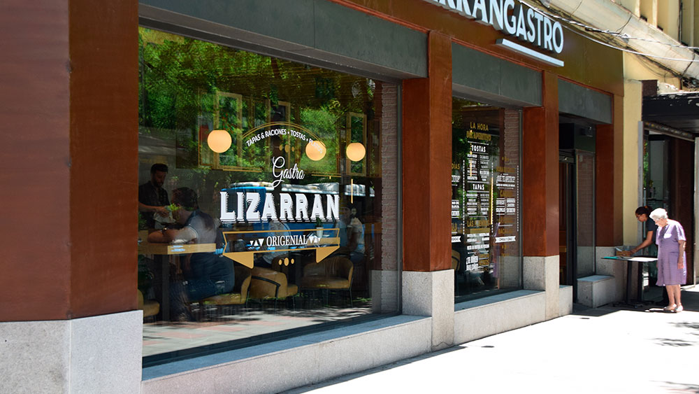 lizarran gastro – a concept fruit of the fusion of mediterranean cuisine and spanish flavors