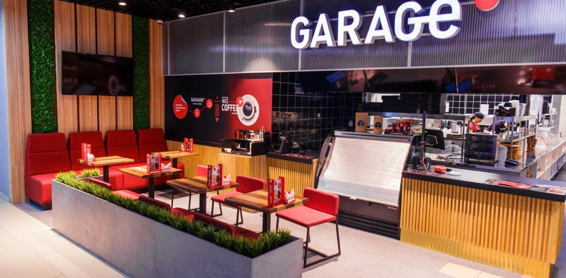 GARAGE food&coffee – городское кафе